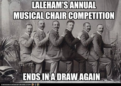 Laleham, Seating avalable