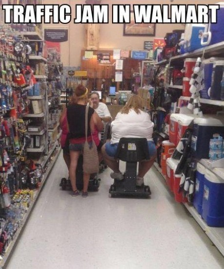 We Need Help on Aisle 7