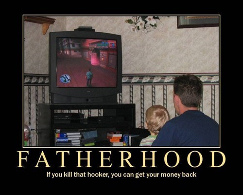 The Things You Learn From Fathers