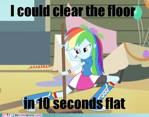 EQG is sweeping the nation!