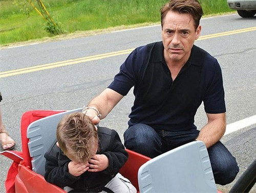 Robert Downey Jr. Deeply Disappoints Kid