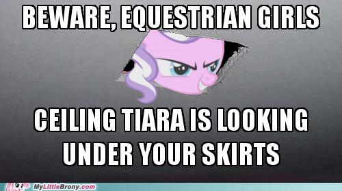 diamond tiara,equestria girls,blank flanks,Memes
