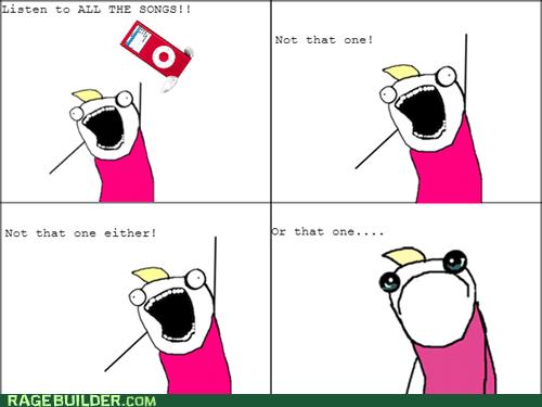 iPod Rage