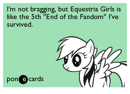 Once a Brony, Always a Brony