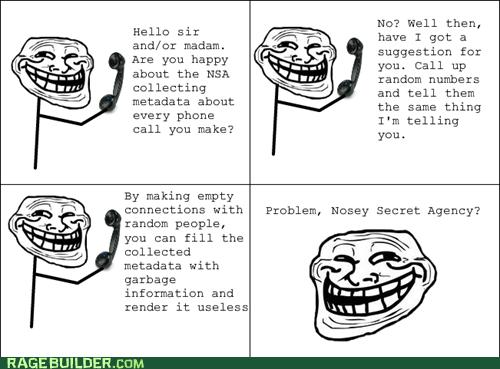 Troll Activism