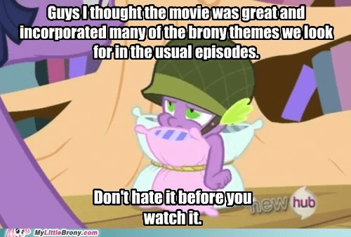 Equestria Girls is Actually a Good Movie