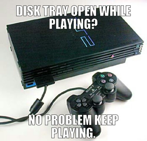 When Disc Based Games Were Awesome