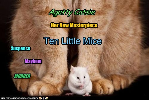 Ten Little Mice
