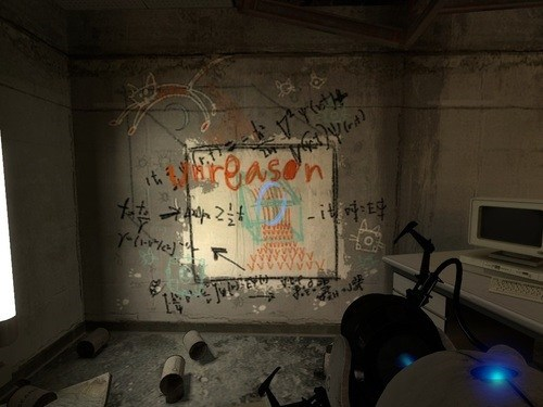 Trying to Figure Out the Math in Portal