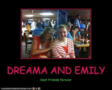 DREAMA AND EMILY