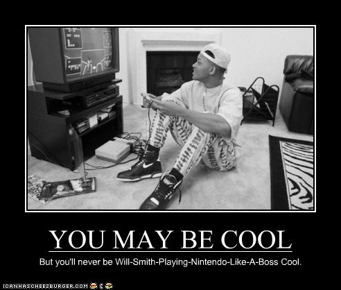 YOU MAY BE COOL