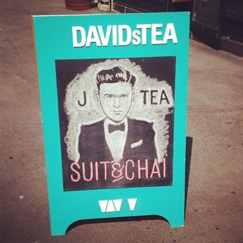 Another Winner From DavidsTea