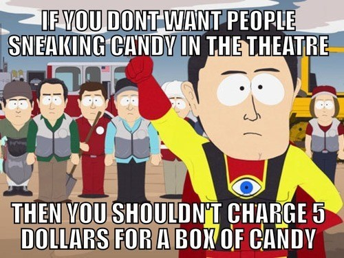 Movie Theatre's Should Realize This
