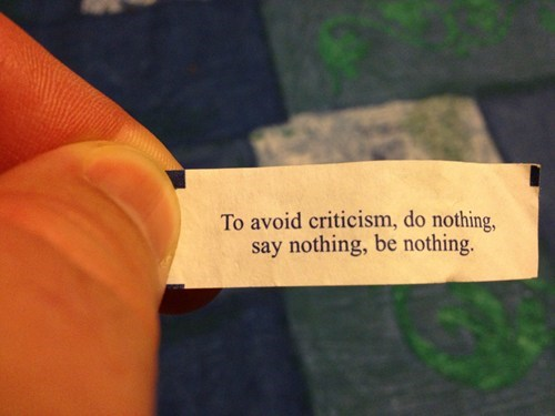 Actual Sage Advice From a Fortune Cookie