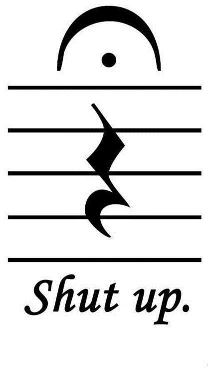 Music,fermata,rest,sheet music,funny,g rated