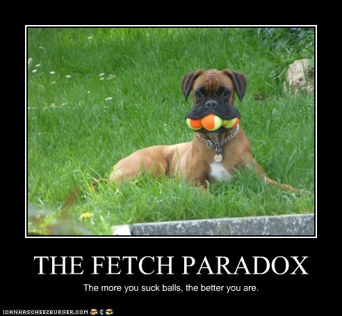 THE FETCH PARADOX