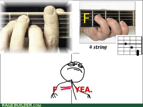 F yea