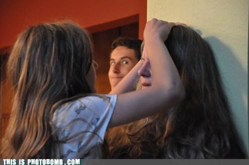 photobomb,creeper,funny