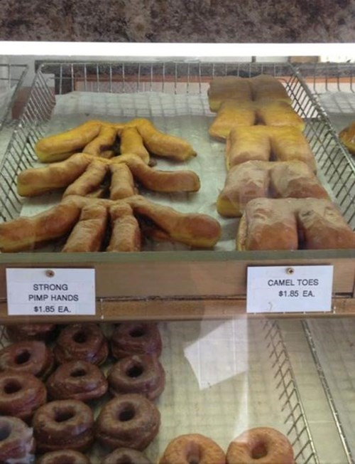 From a Donut Shop in Oklahoma City, OK