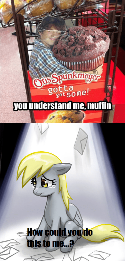 That Muffin is a Traitor!