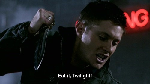You Tell 'em, Dean!