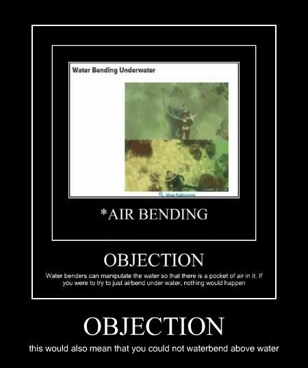 air bending,Avatar,funny,water bending