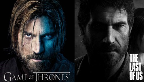Game of Thrones,totally looks like,the last of us,funny