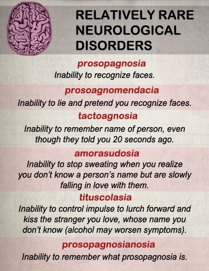Do You Have One of These Rare Brain Disorders?