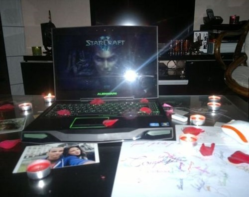 forever alone,starcraft,romance,funny,g rated,dating