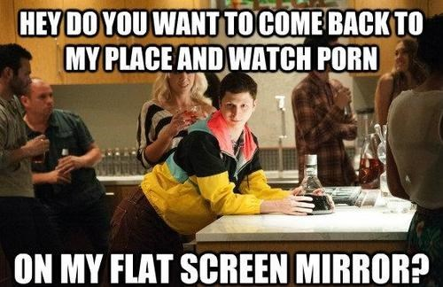 Creepy Michael Cera Knows What's Up