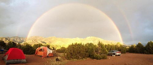 nature,mother nature ftw,photography,double rainbow