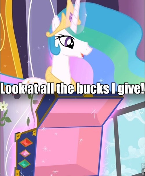 How I react when someone tries to hate on MLP to annoy me.