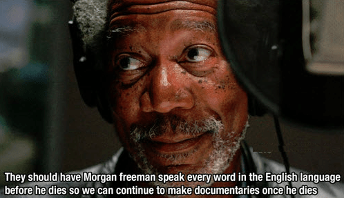 What Will We do Without You, Morgan?