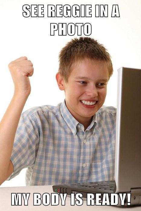 first day on the internet kid,my body is ready,Memes,reggie fils-aime