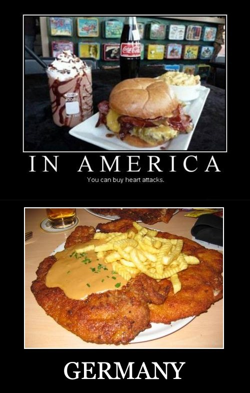 wtf,Germany,heart attack,america,burgers,funny