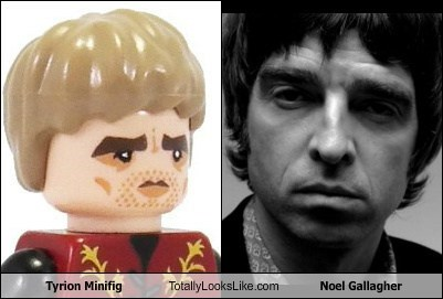 toys,noel gallagher,totally looks like,funny,tyrion lannister