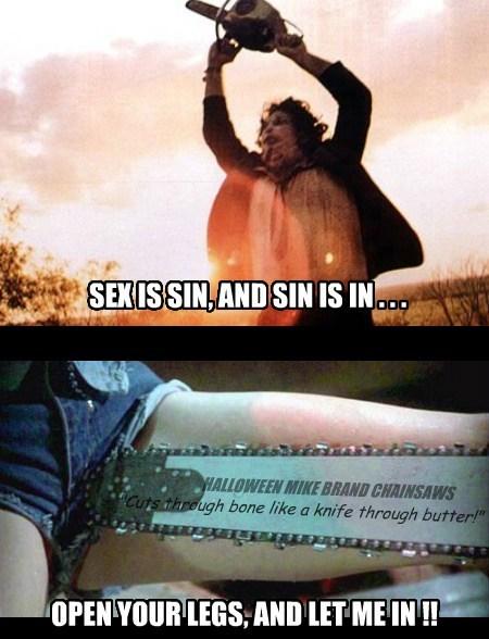 Sex is SIN!