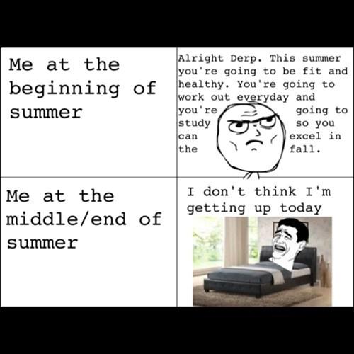 summer break,summer,determined
