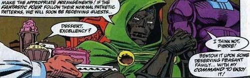 In Latveria You Are Commanded to Enjoy Things