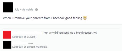 parents on facebook,moms,parenting