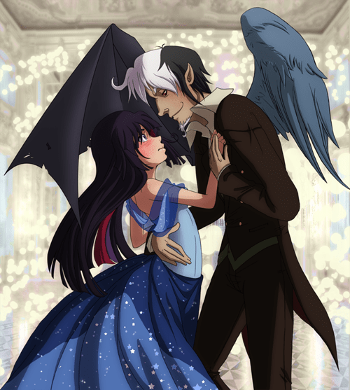 Twilight x Discord