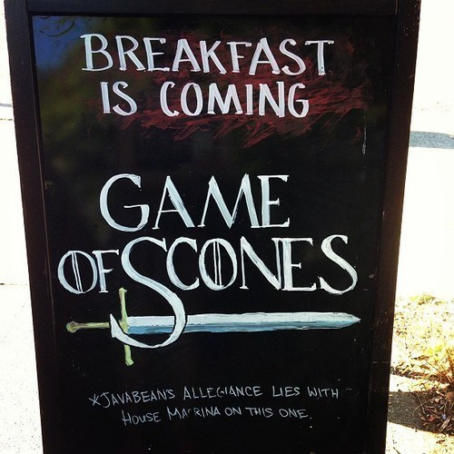 But Where Are the Brunch Dragons?