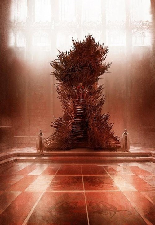 A New Perspective of the Day: The Iron Throne According to George R. R. Martin