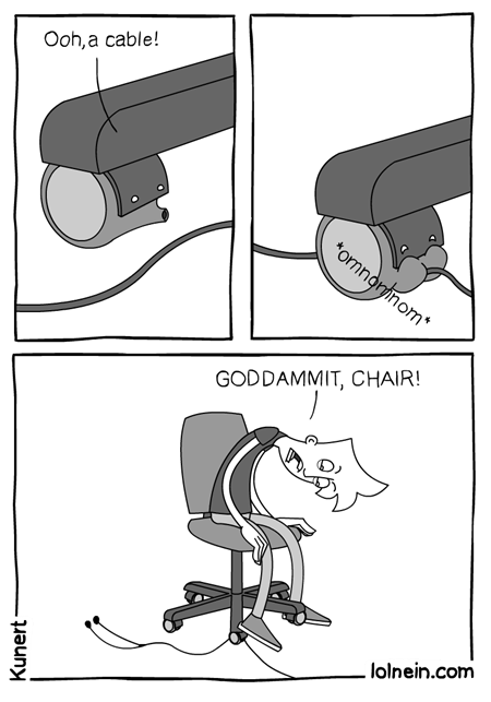 chairs,sad but true,cables,funny,web comics