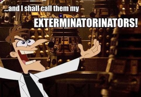 Exterminaterinators