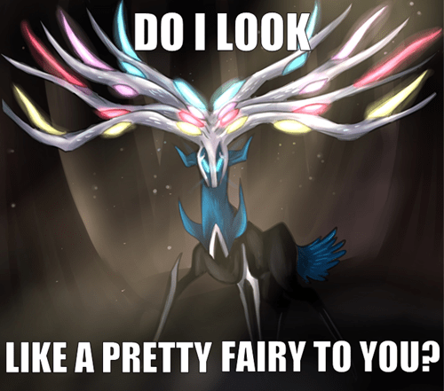 Now That Xerneas is a Fairy