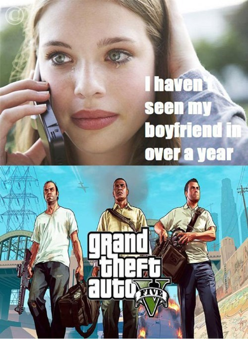quotes,GTAV,Grand Theft Auto,funny,g rated,dating