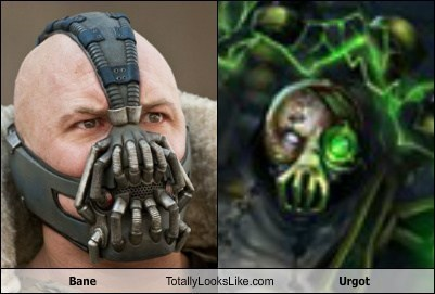 Bane Totally Looks Like Urgot