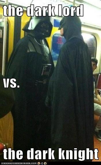 the dark lord vs. the dark knight