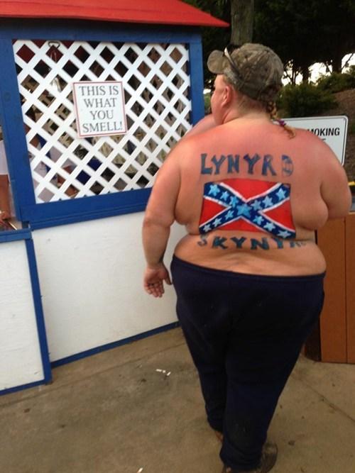 lynyrd skynyrd,flab,confederate,flag